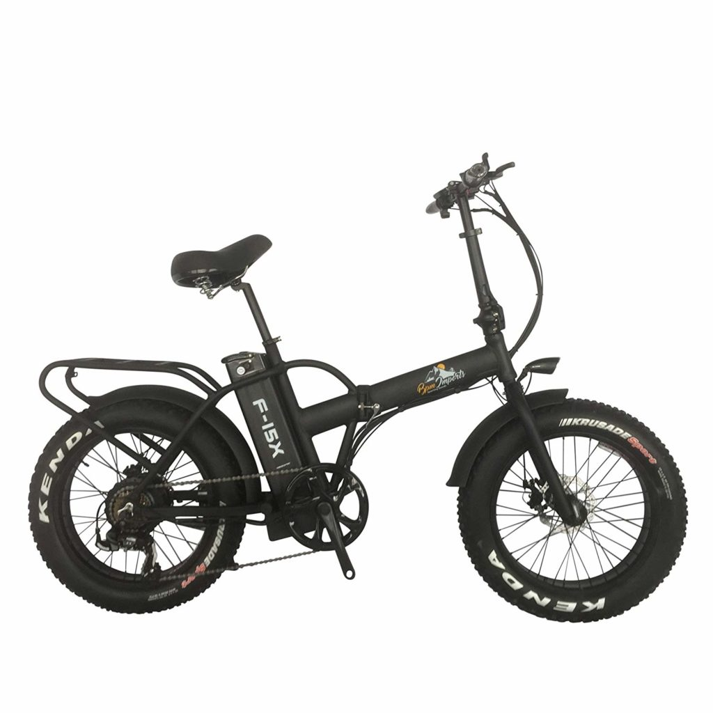 Bpmimports F-15X Electric Bicycle Folding Bike