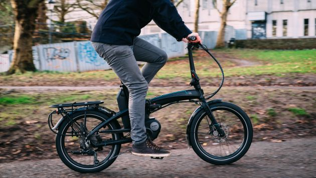 How To Ride Electric Bike