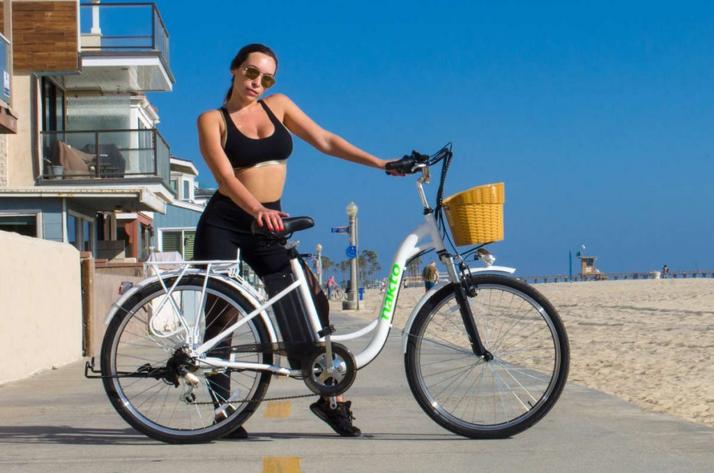 NAKTO 26 250W City Electric Bicycle